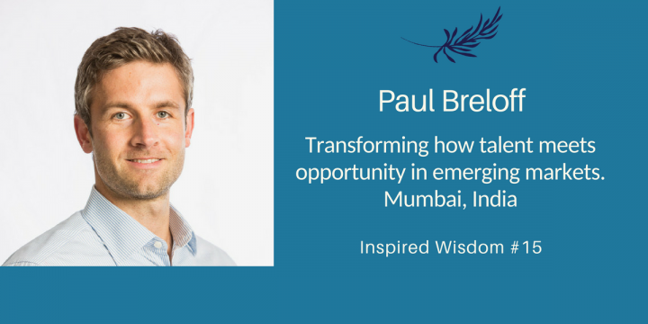 Paul Breloff, Opportunity in India and Kenya