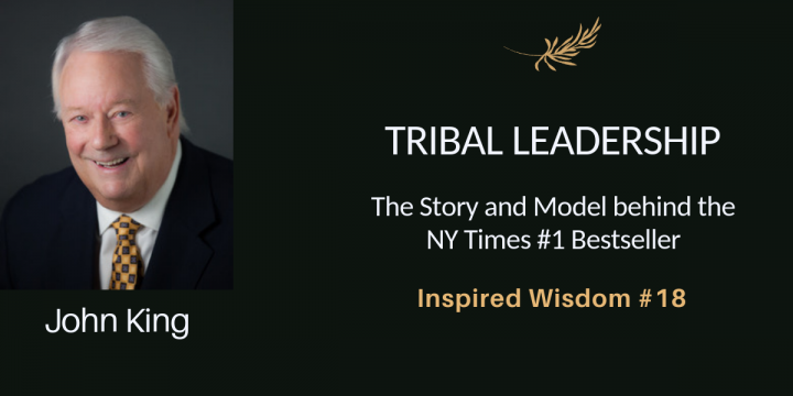 John King Tribal Leadership Part 2