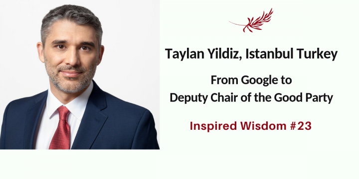Taylan Yildiz on Driving Economics at Google and Humanitarian Efforts in Turkey
