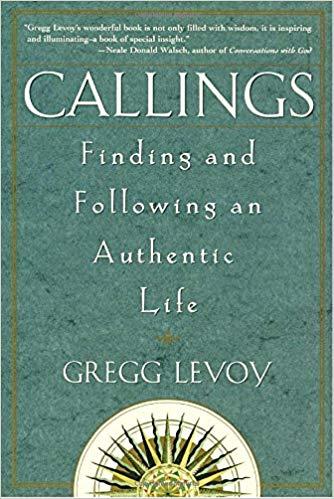 Callings Author Gregg Levoy with podcast host, Cynder Niemela